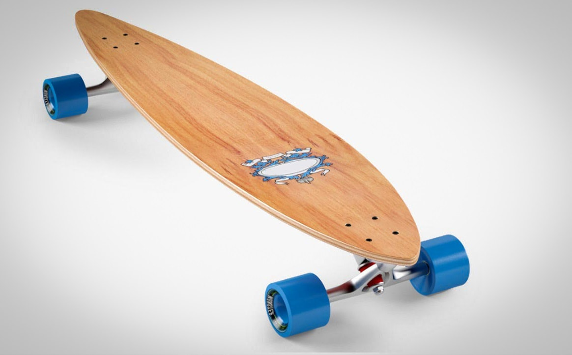 Price of Longboard Skateboard Modeling