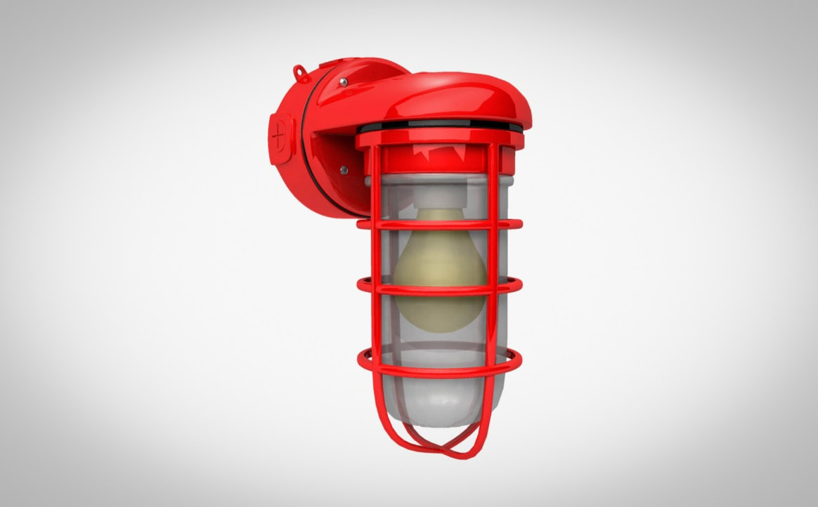 Price of Outdoor Wall lantern Modeling